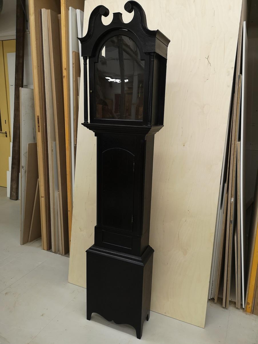 Tall Case Clock Restoration